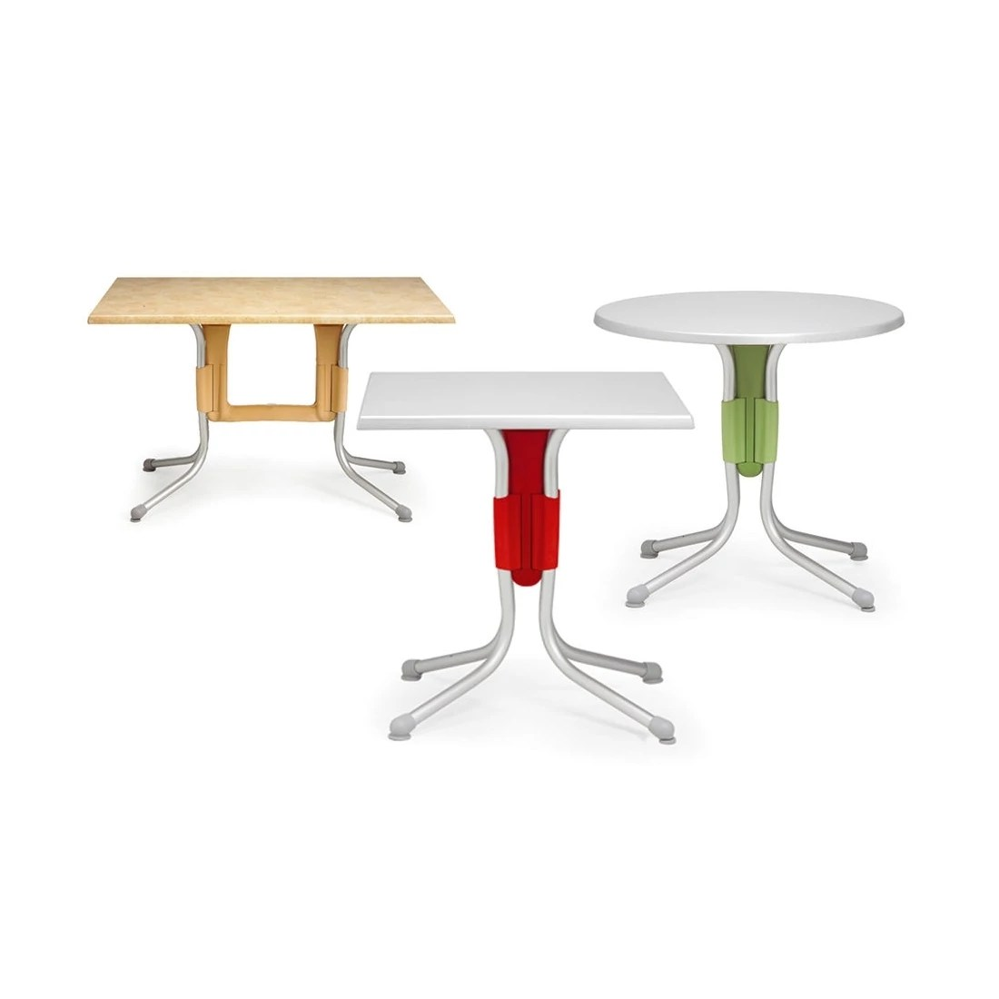 Table Ronde 80 Cm Table Pliante Ronde Nardi Polo 80 Cm