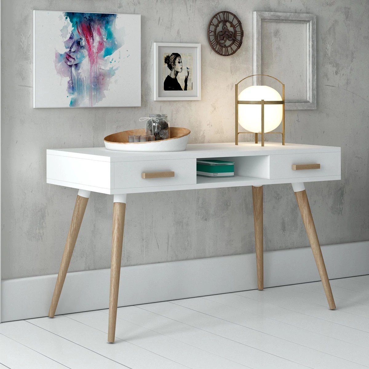 Mesa Cubreradiador Console Design Collection Compas