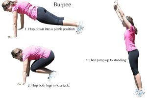 Home Fitness Workout No 1