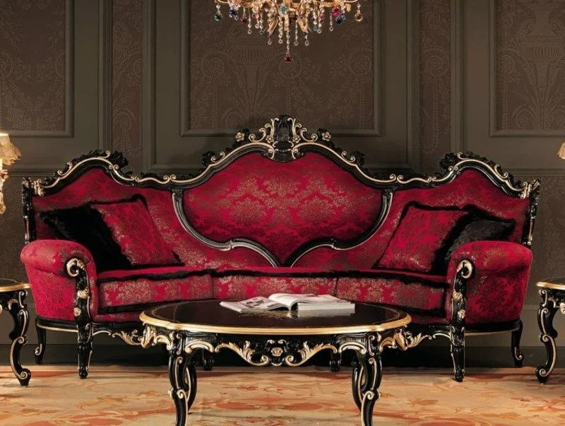 Emejing Barock Mobel Versailles Sofa Gallery - House Design Ideas ...