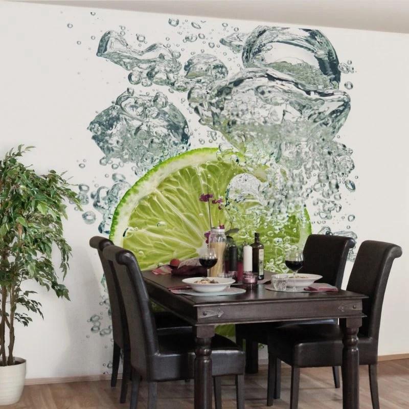 Stunning Tapeten Für Küche Und Esszimmer Images - Erstaunliche Ideen ...