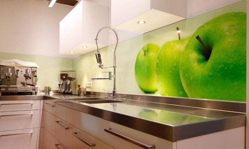 Tapete Küche Esszimmer