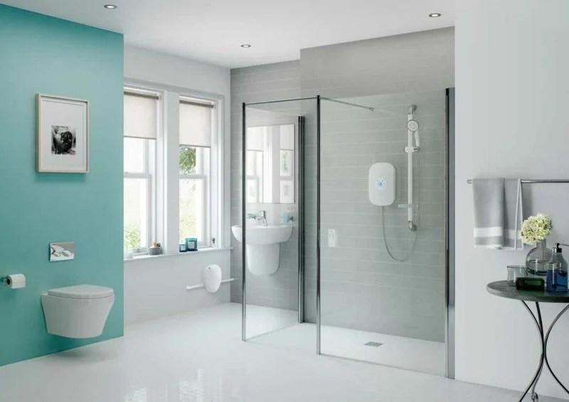 Badezimmer Dusche Gemauert   Haus.csat.co