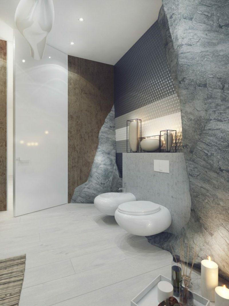 Luxus Marmor Badezimmer | Luxus Badezimmer Duschen Marmor Fliesen ...