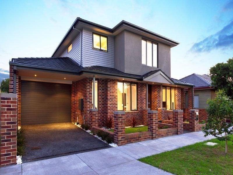 Beispiele für Fassadenfarben - Architektur - ZENIDEEN - fassadenfarbe beispiele