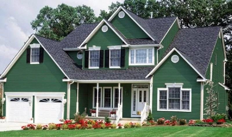 Fassadenfarbe Beispiele Gestaltung harzite - fassadenfarbe beispiele