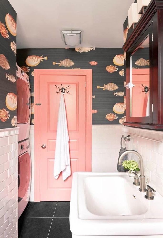 Badezimmer Verschönern Deko
