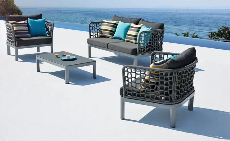 Attraktive Loungemobel Outdoor Mobel Terrassen Veranda