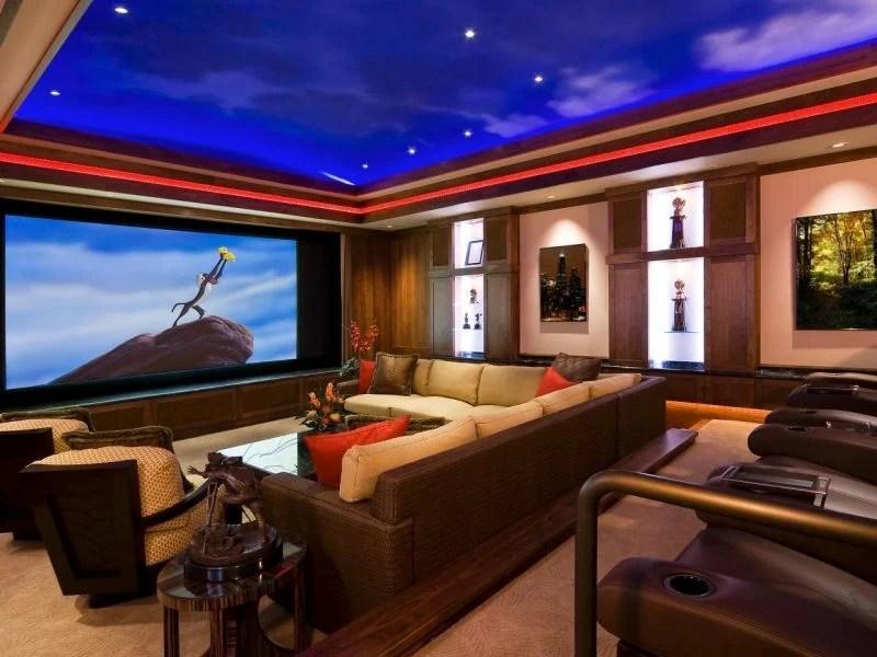 Beautiful Heimkino Einrichten Tipps Optimale Raumgestaltung ...