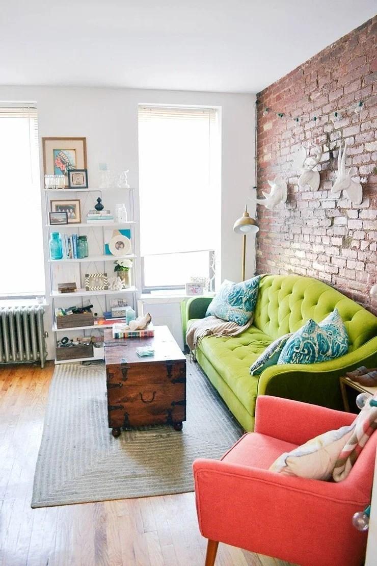 Wohnzimmer Gestalten Mit Weißen Möbeln | Kleines Wohnzimmer ...