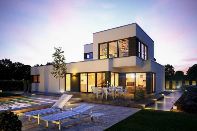 Moderne Einfamilienhäuser | Jamgo.Co