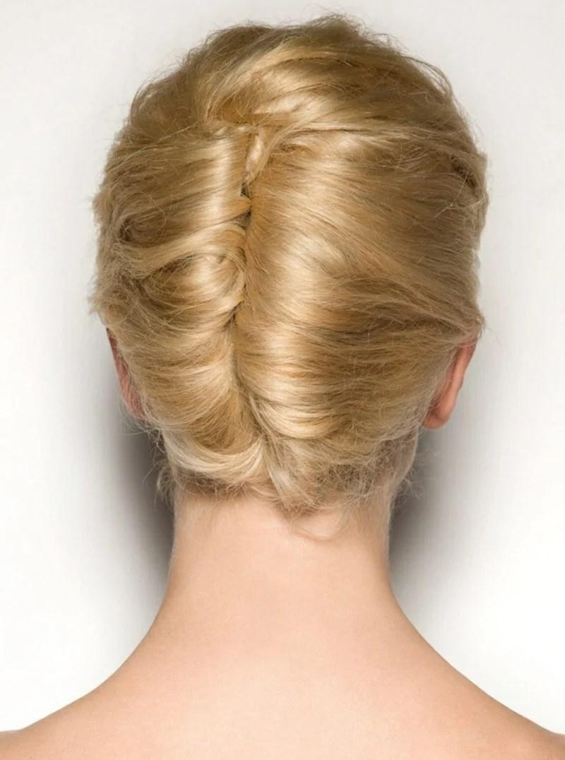 Einfache Hochsteckfrisuren Für Lange Haare Zum Selber Machen