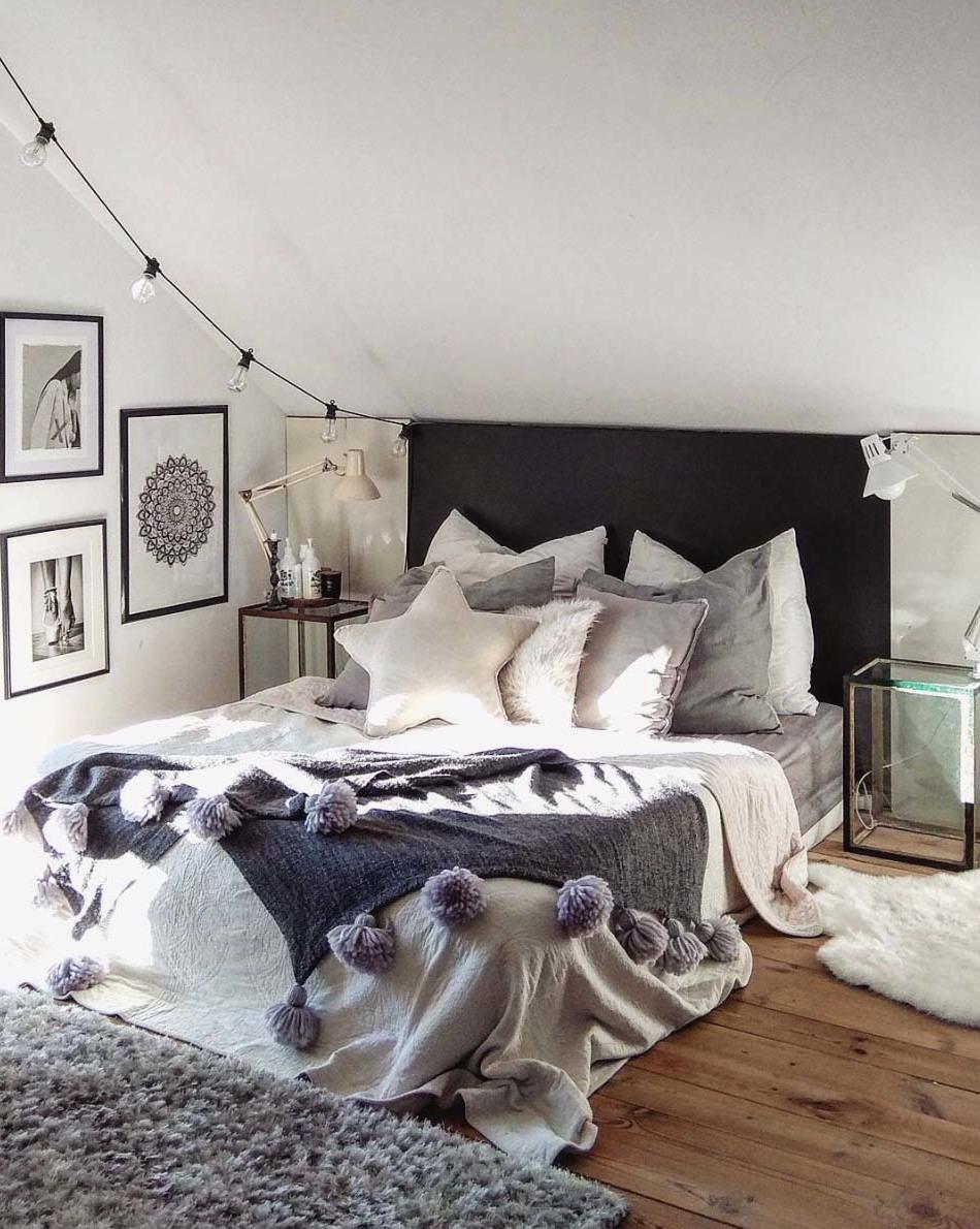 Deko Ideen Schlafzimmer Winter