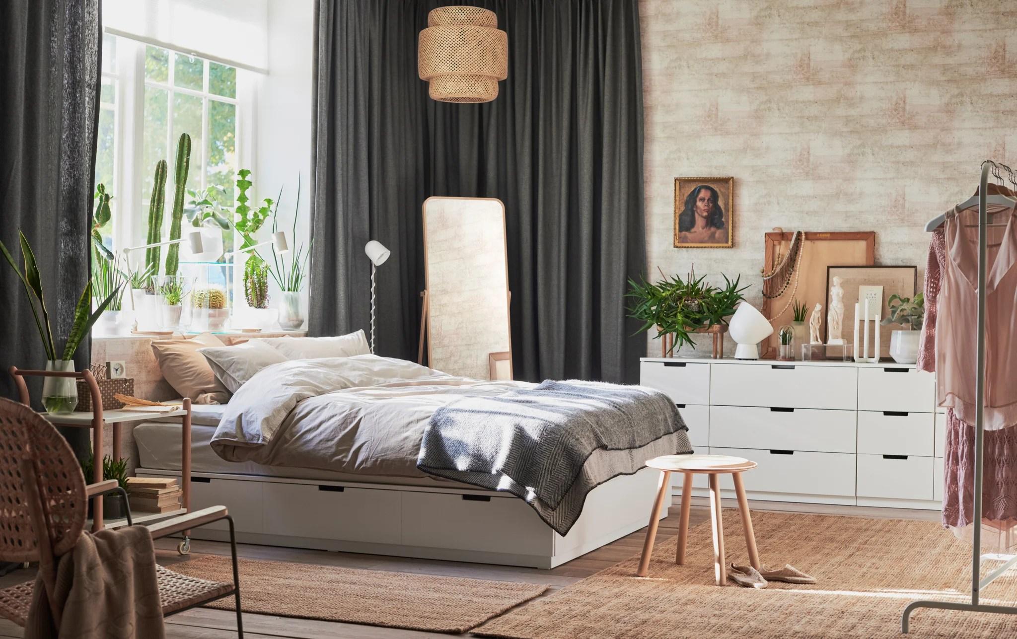 Schlafzimmer Einrichten Und Dekorieren Alles Vom Bett Bis