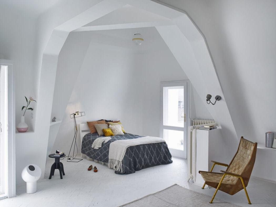 Bemerkenswert Kleine Schlafzimmer Optimal Einrichten Galerie Von Ideen Für Die Gestaltung Vom Alpina Farbe