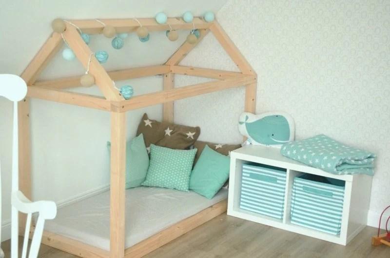 Matratze Kuschelecke Kinderzimmer
