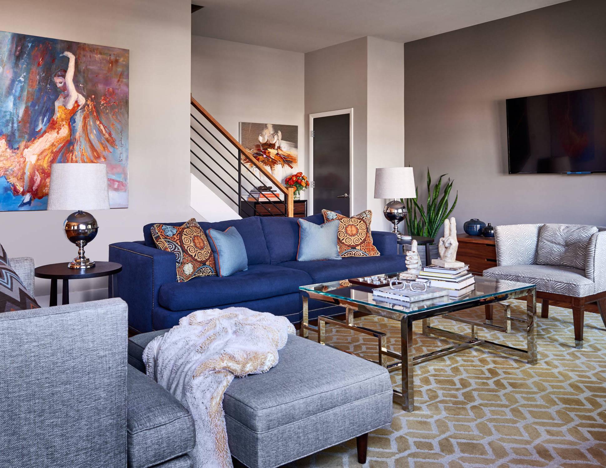Das Wohnzimmer Grau Machen 101 Ideen Für Einen Modernen Wohnbereich Wandverkleidung Wohnzimmer Zenideen
