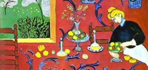 Henri Matisse, La stanza rossa