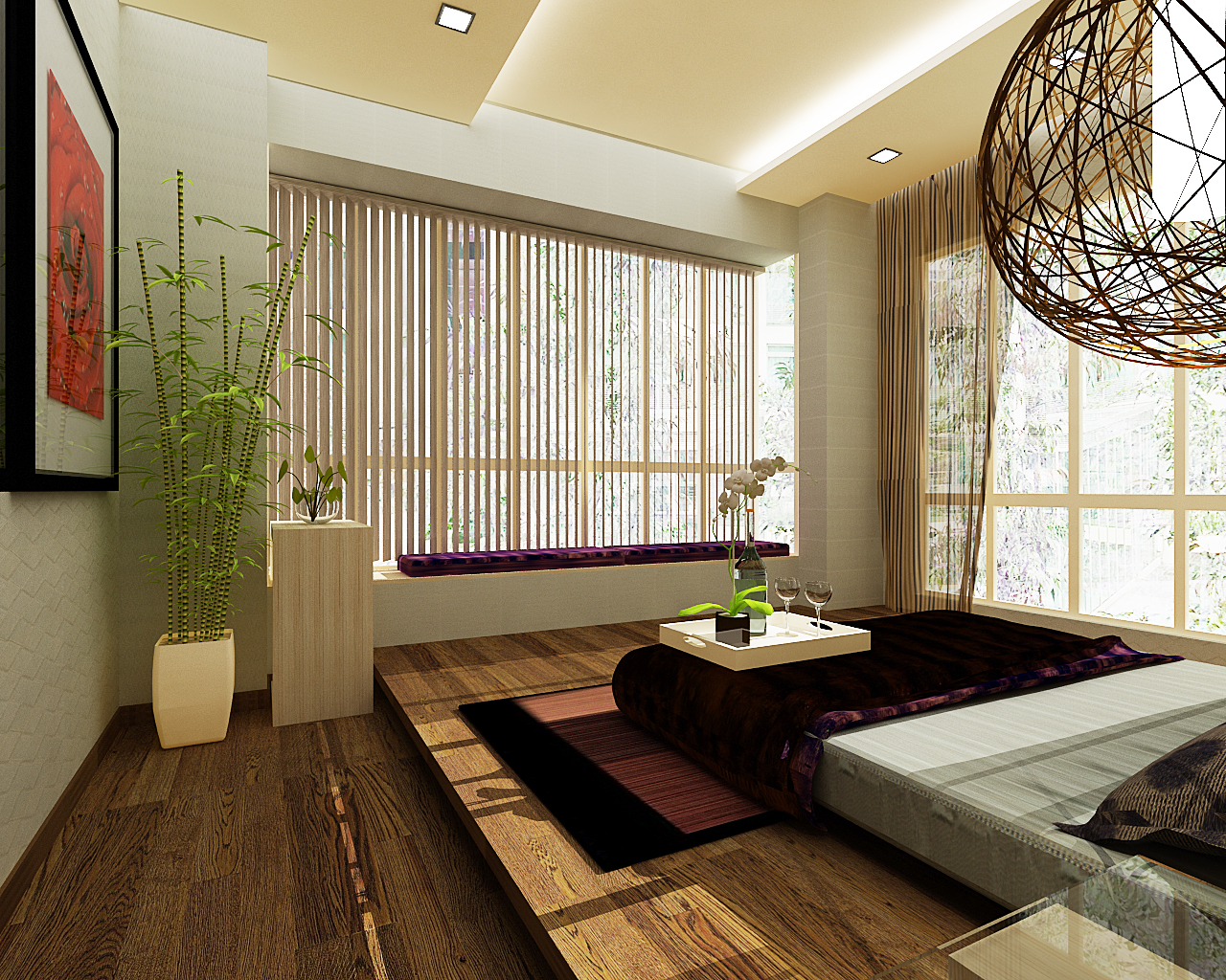 Chambre Contemporaine Zen How To Feng Shui Your Bedroom A To Zen Of Life