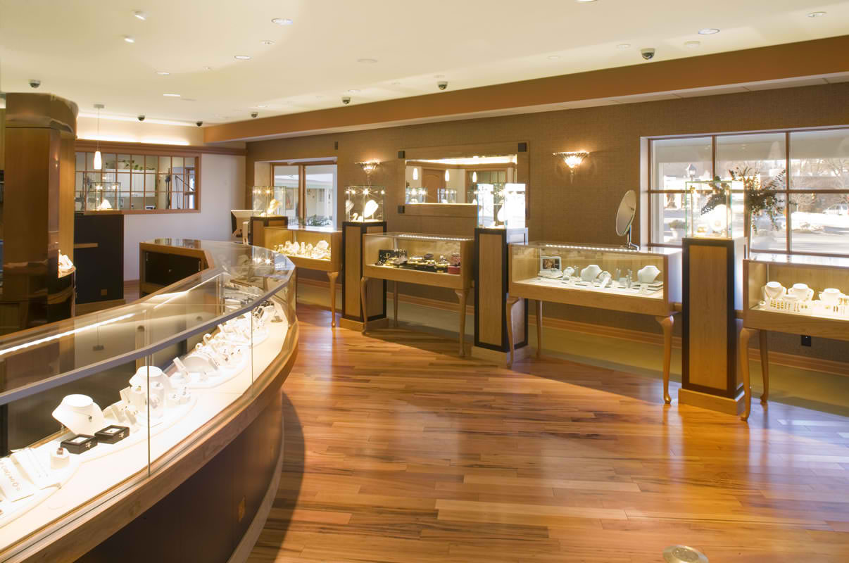 Boutique Free Tours 100 43 Beautiful Jewelry Store Designs Zen Merchandiser