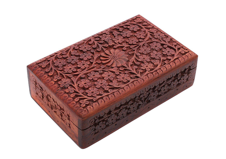 25 Beautiful Wooden Trinket Boxes Zen Merchandiser