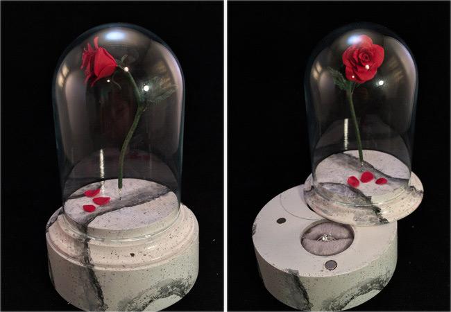 25 Beautiful Engagement Ring Boxes Zen Merchandiser