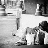 She was just a homeless girl…