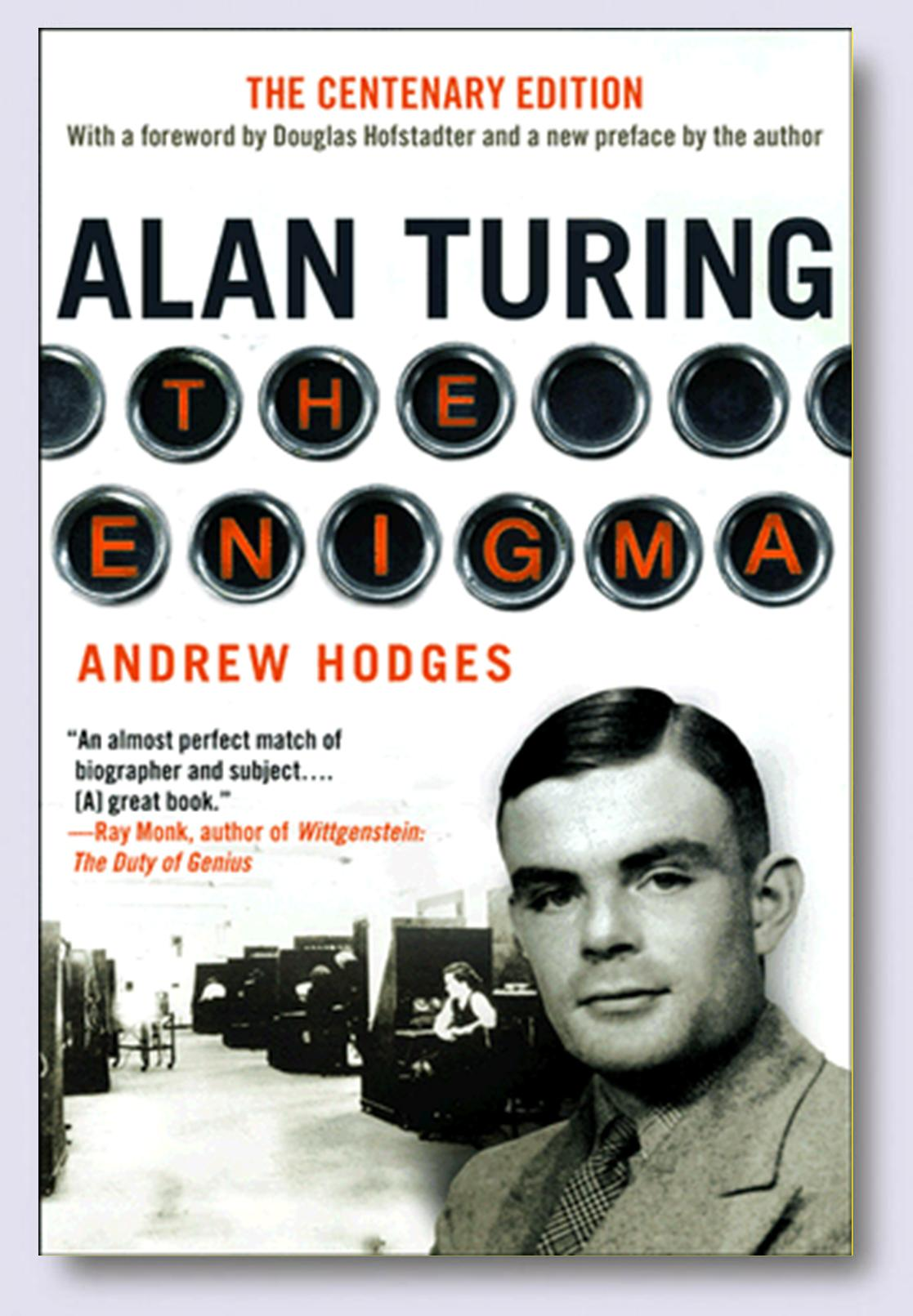 Alan Turing Libro Alan Turing Movie Adaptation Update And Long Overdue