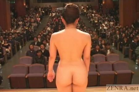 naked japanese women