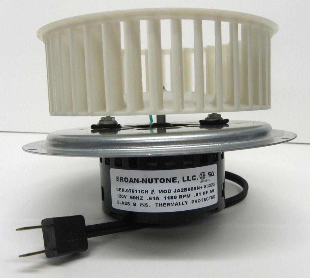 Aardedraad Badkamer 0695b000 Oem Genuine Nutone Vent Bath Fan Motor Wheel For