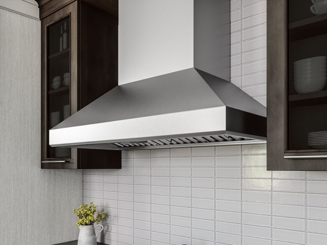 Professional Lighting Kit For Video Zephyr Titan Wall Pro-style Range Hood | Zephyr Ventilation