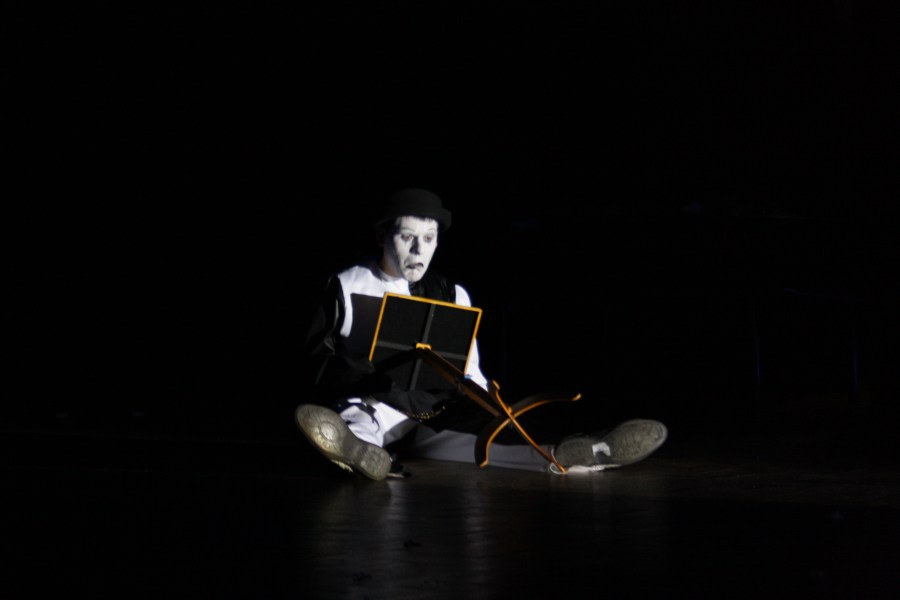 Francis Perin Mime automate