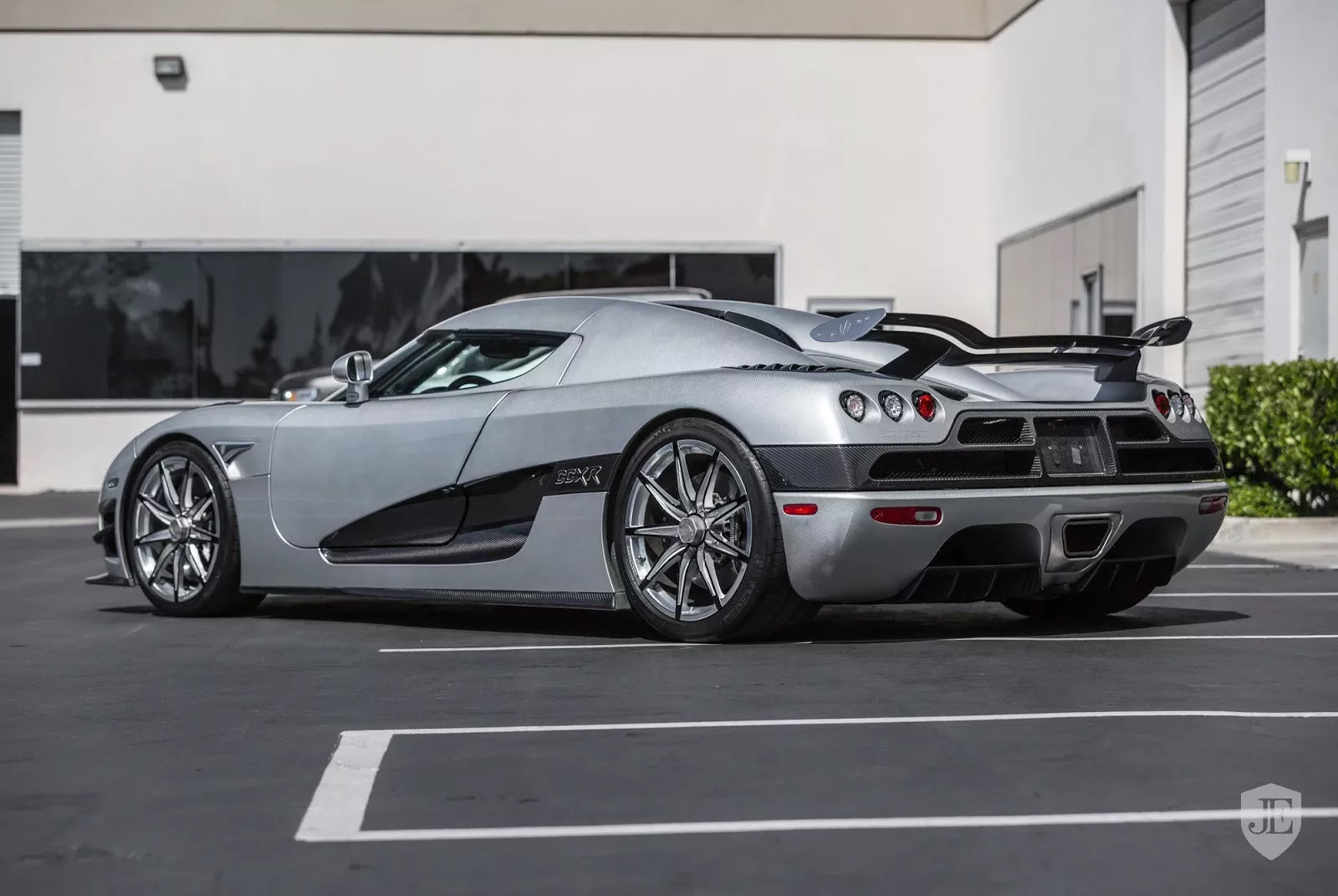 Safety Car Motogp 2019 Koenigsegg Ccxr Trevita Owned By Mayweather Up For Sale Again