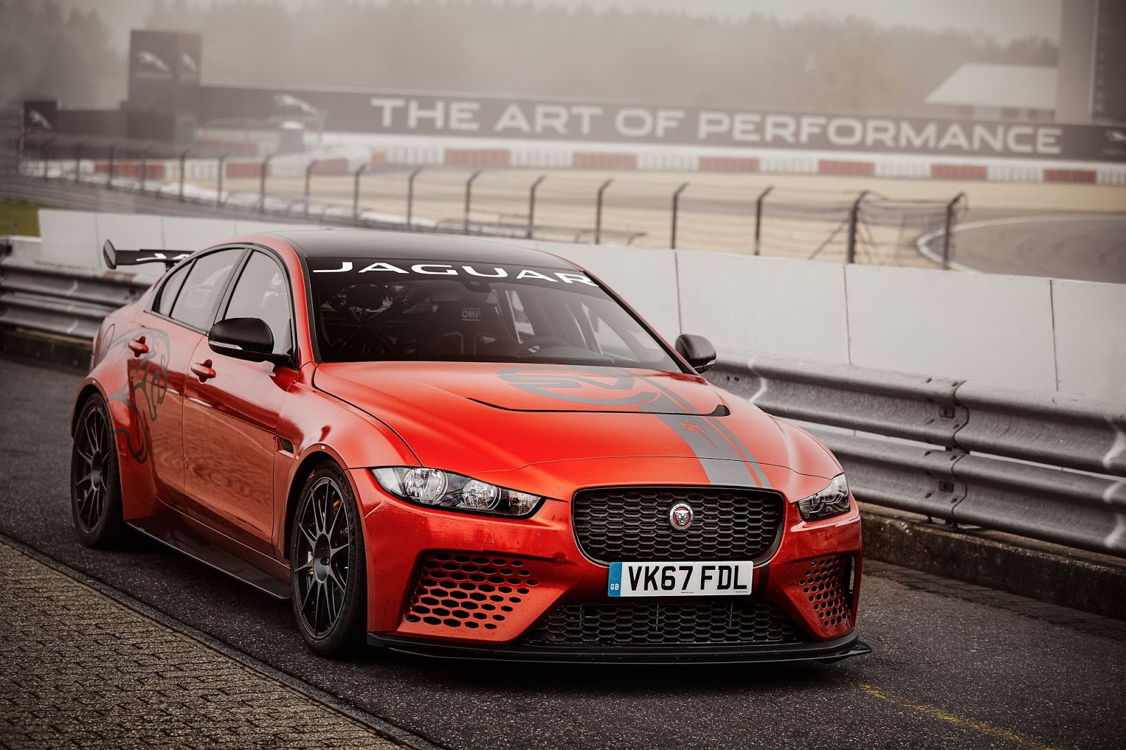 Jaguar Xe Sv Project 8 Jaguar Xe Sv Project 8 Is The Fastest Sedan Around The