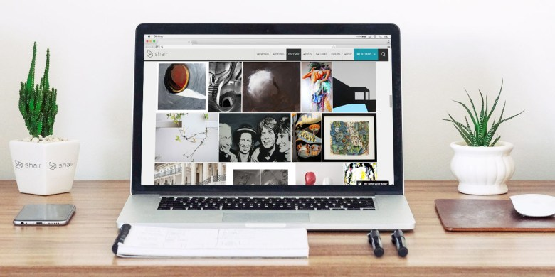 Buy art online as an investment