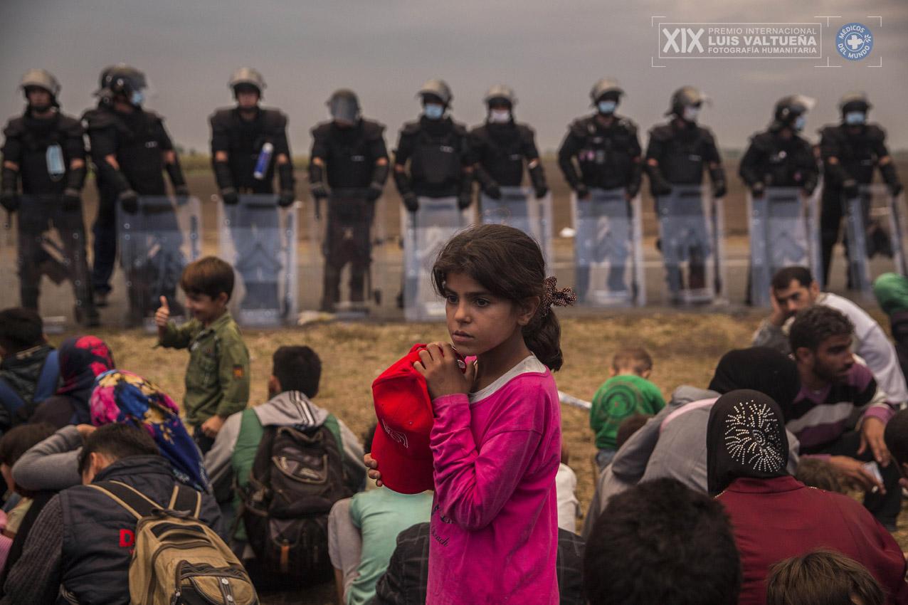 'XIX premio internacional de fotografía humanitaria Luis Valteña', en CentroCentro