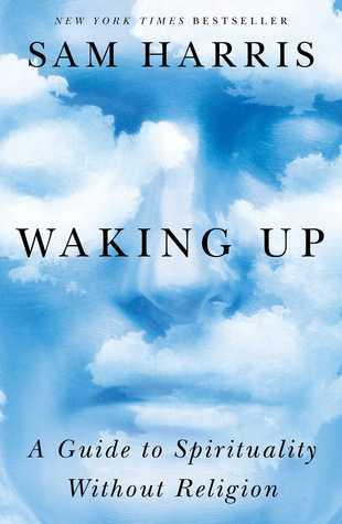 """Portada del libro """"Waking Up"""" de Sam Harris"""