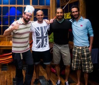 Bruno et Mage. (foodsensetour.com) - Bogotá
