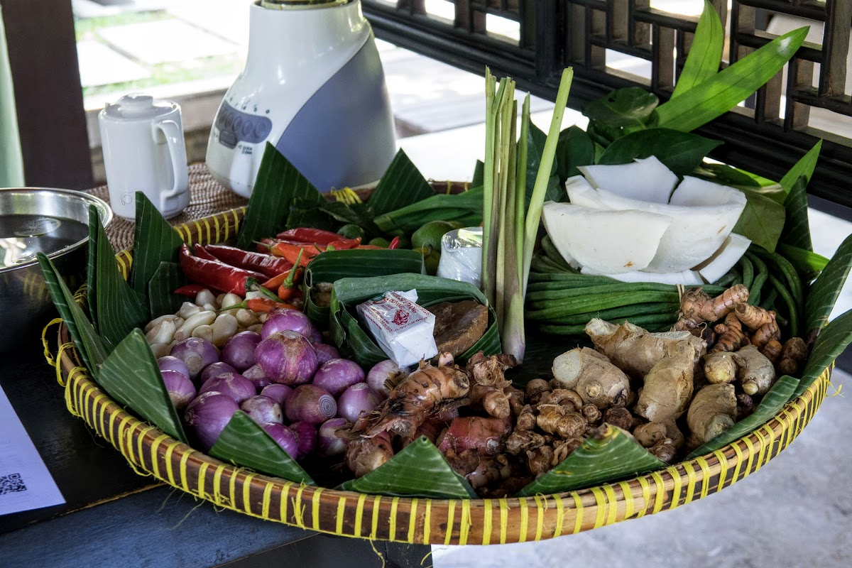 Cuisine Bali A Taste Of Indonesia Balinese Cooking Class At The Amala Ze