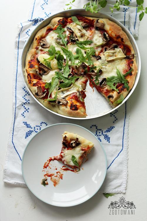 pizza-serowa-z-rukola-5