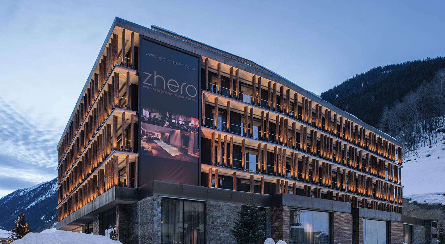 Zhero Hotel Kappl 5 Sterne Luxus Design And Wellnesshotel Zhero Hotel