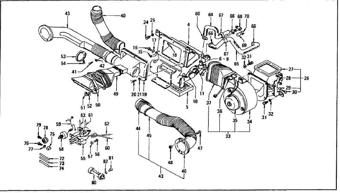 datsun 240z electrical diagram