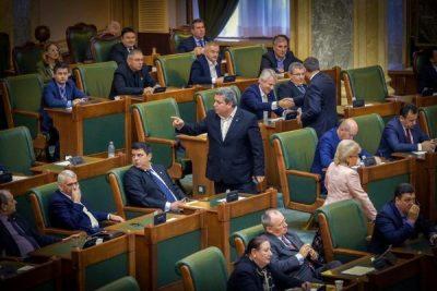 Grupul senatorilor UNPR s-a desființat. Ce face Vochițoiu ?