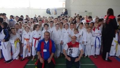 Karatiștii de la CSM Vulcan, medaliați la Cupa României Masibo
