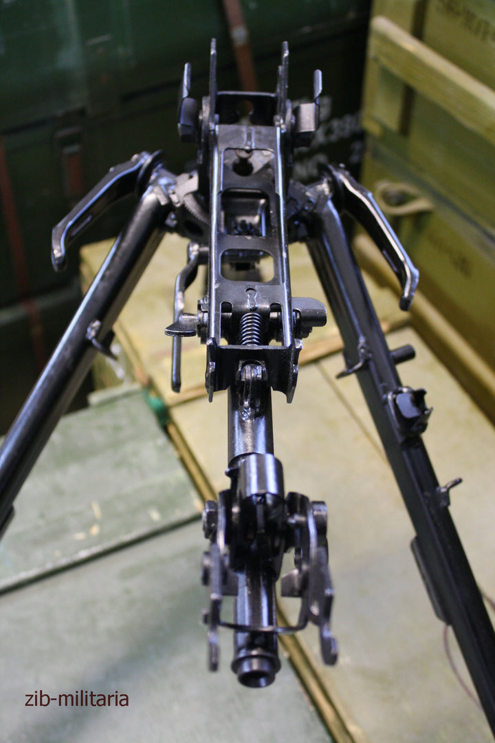 Airsoft Gun M4 Field Tripod Pkm / Pk, Original Packed Russian Machine Gun Lmg