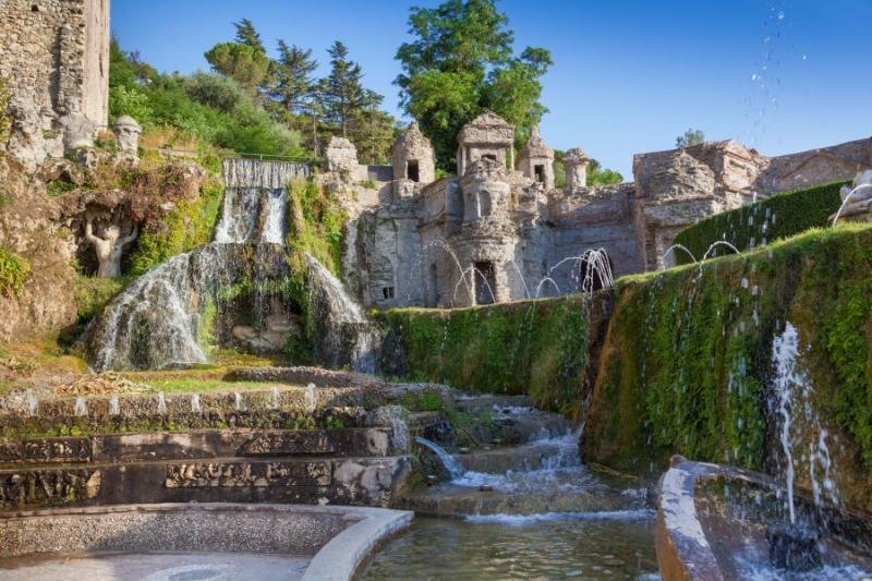 General Of Tivoli Verdant Gardens Of Rome & Vatican City Tour | Zicasso
