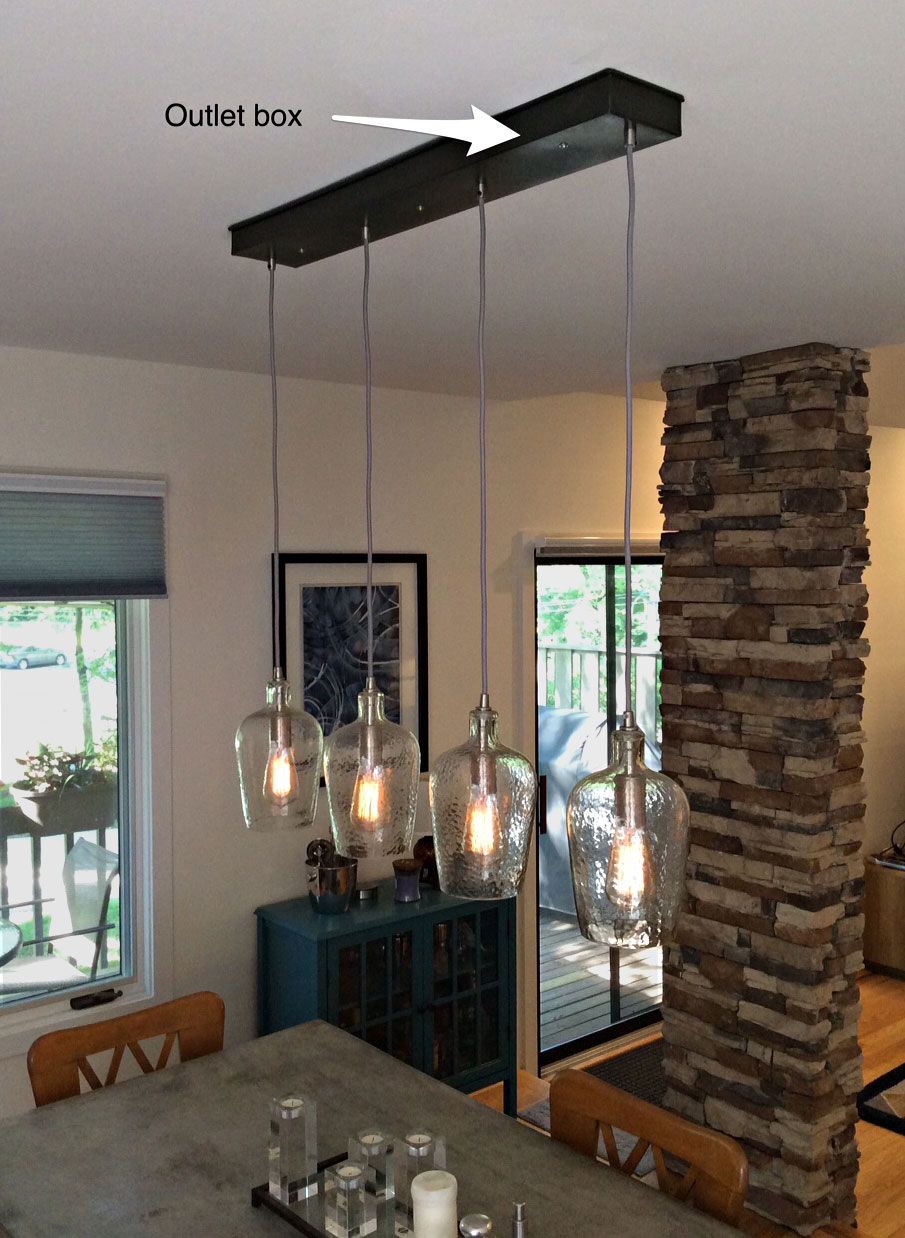 Off Center Dining Room Light Fixture Chandelier – Zigzoe.com – Every Space In Time.