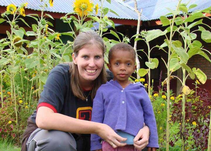 Miriam Stigter helpt de allerarmsten in de binnenlanden van Papua