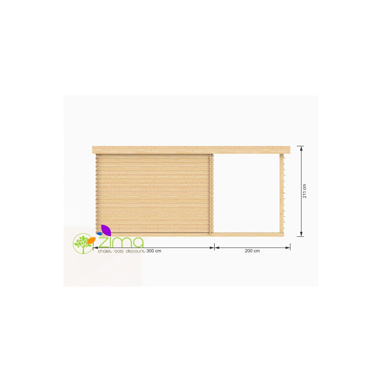 Abri Miha | Chauffage Terrasse Jardin