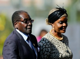 Mugabe must look beyond the end of his nose
